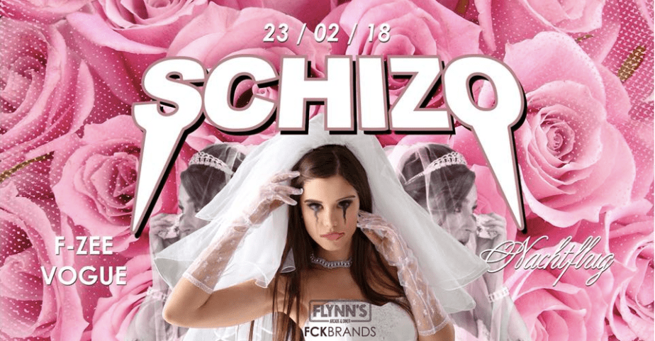 schizo bride gone wild
